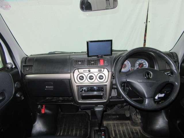 G ナビ 4WD HIDヘッドライト CD キーレス ETC(15枚目)