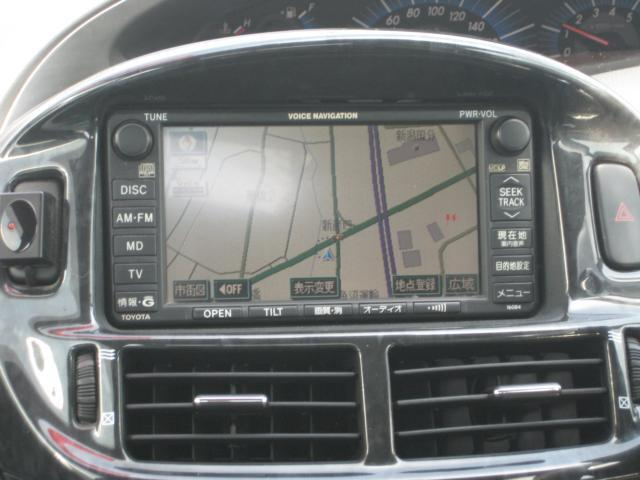 アエラス 4WD  7人乗り ETC ナビ HIDライト(12枚目)