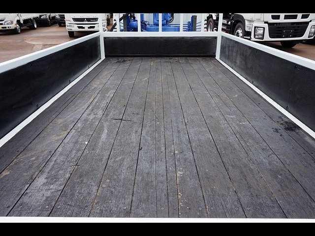 三菱ふそう キャンター 2t 高床 標準ロング 4段クレーン付