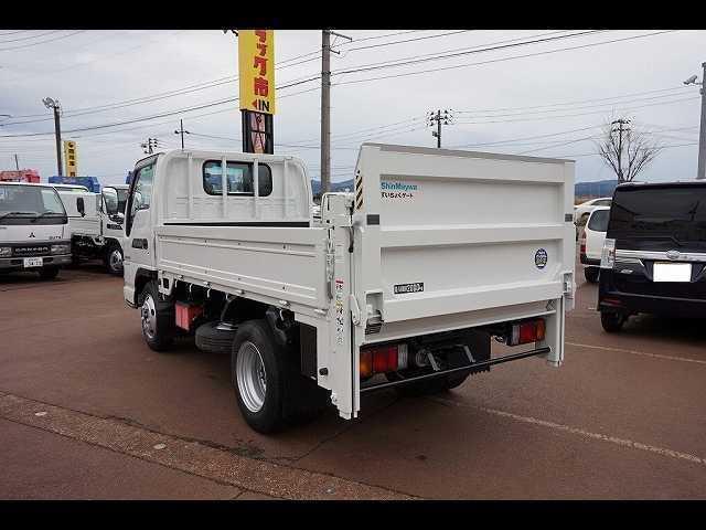 日産 アトラストラック 2t 高床 標準 垂直PG付