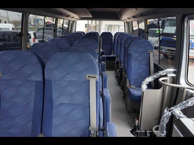 日野 リエッセII GX 29人乗り マイクロバス 自動ドア