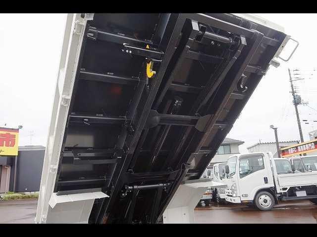 日野 デュトロ 3t 4No 高床 セフティーローダーダンプ
