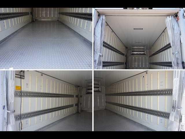 2.55t 標準ベッド付 低温冷凍車 格納PG(7枚目)