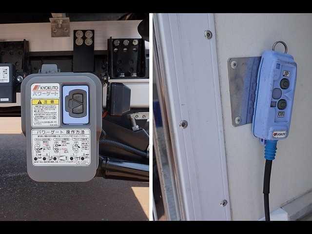 2.55t 標準ベッド付 低温冷凍車 格納PG(17枚目)