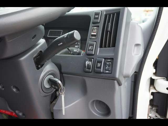 いすゞ エルフトラック 3t FFL ワイドロング アルミバン PG付