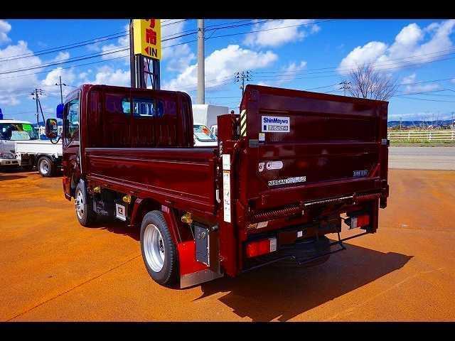 日産 アトラストラック 1.45t FSL Wタイヤ 垂直PG 600kg付