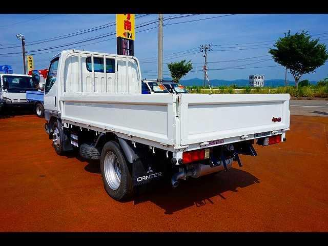 2t 4WD 全低床 標準 平ボディ(12枚目)