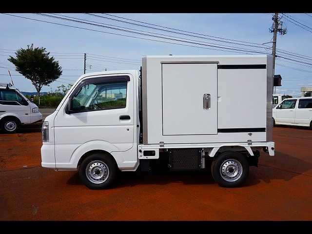 スズキ キャリイトラック 0.35t 4WD 中温冷凍車