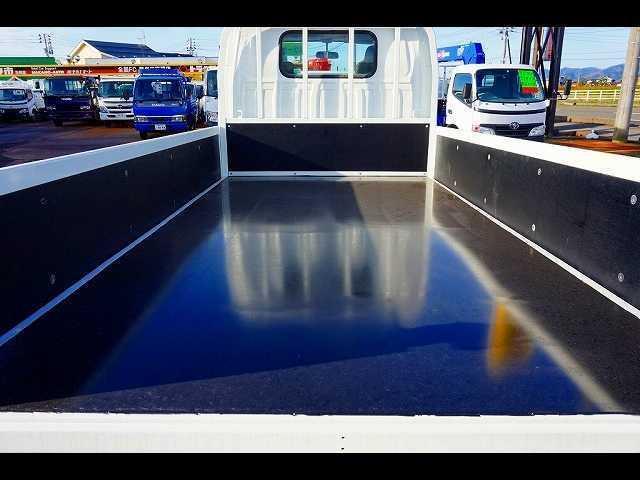 荷台内寸:307×161×38 三方開 床鉄板張り アーム式PG/極東開発 600kg S602-1SRT2