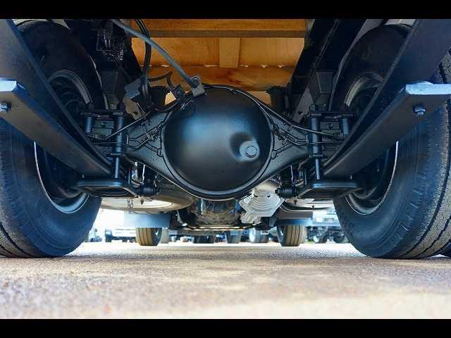 タイヤ止め2個 燃料タンク75L