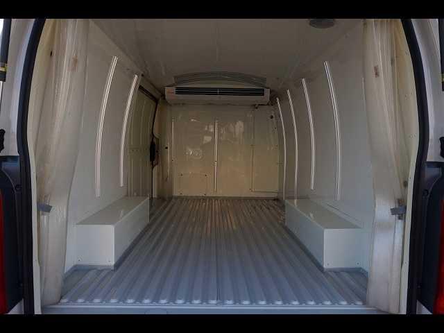 トヨタ車体/UT10B010743 左サイドドア/バックドアイージークローザー 水抜き穴右1ヶ所 荷室灯1個 サイド/バック入口カーテン付