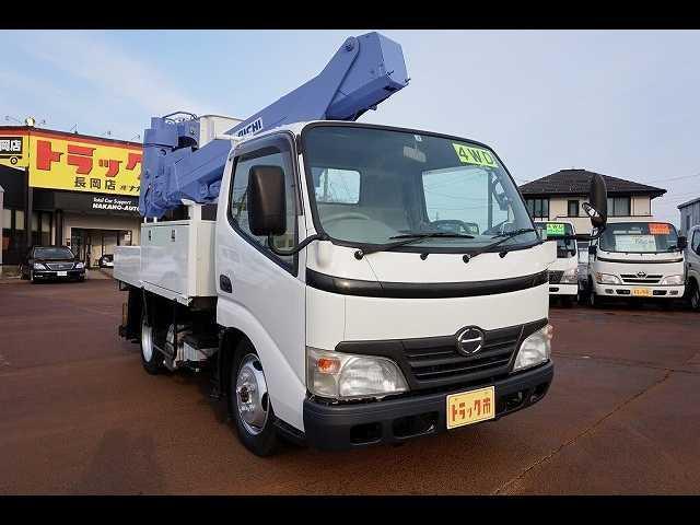 0.45t 4WD FJL 標準 9.7m 高所作業車(11枚目)