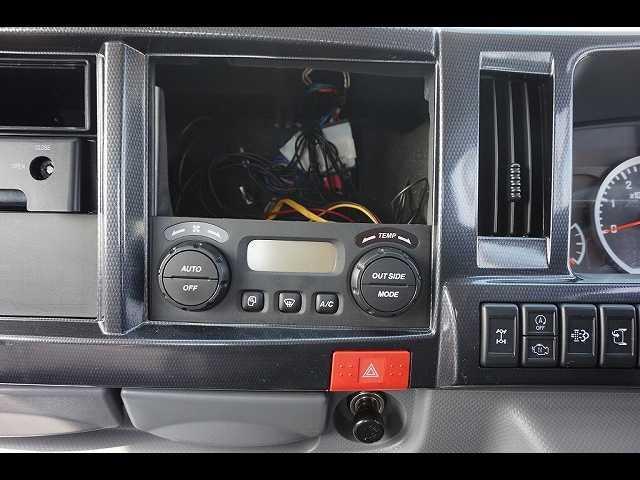 1.5t 4WD FFL Wタイヤ 平ボディ カスタム(5枚目)