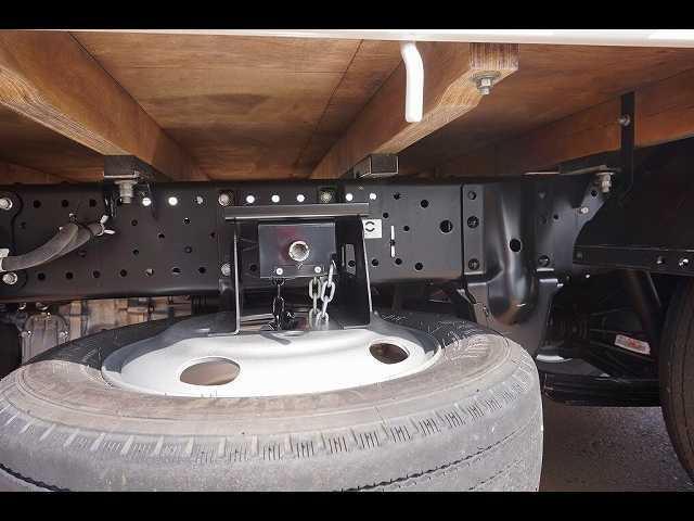 1.5t 4WD FFL Wタイヤ 平ボディ カスタム(10枚目)