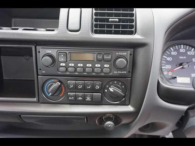 DX 0.85t 4WD Sタイヤ ガソリン 平ボディ(16枚目)