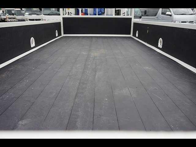 2t 高床 標準ロング 4段クレーン付(5枚目)