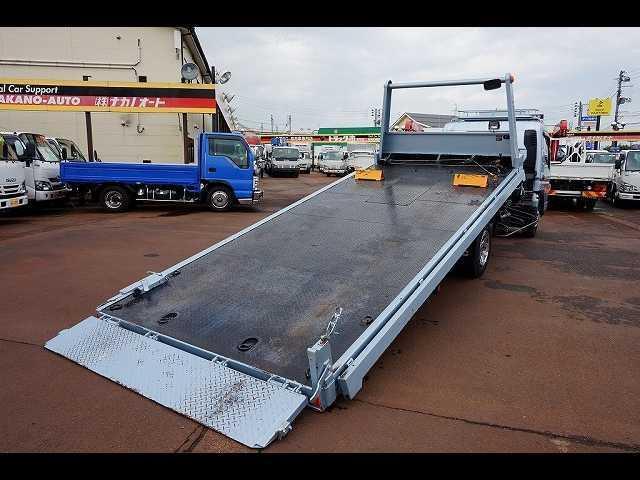 管理No.J396 2.75t 高床 ワイド超ロング キャリアカー (一般用) カスタムグレード アドブルー