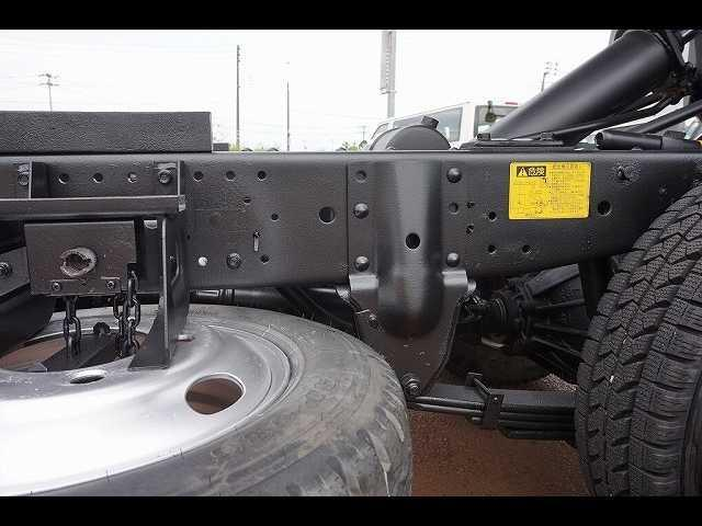 2t 4WD FFL 強化ダンプ(10枚目)