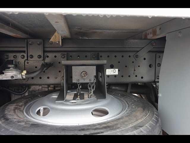 1.5t 4WD FFL Wタイヤ パネルバン(10枚目)