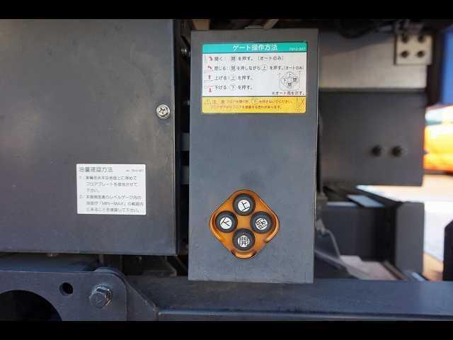 2.6t ワイドベッド付 ウイング PG/1,000kg付 リモコン付 R上部跳ね上げ式 セイコーラック 床フック5対 ラッシング2段 6速MT 電格ミラー キーレス バックモニター エアサスシート(19枚目)