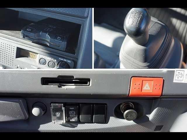 2t 4WD FFL ワイドロング 平ボディ(14枚目)