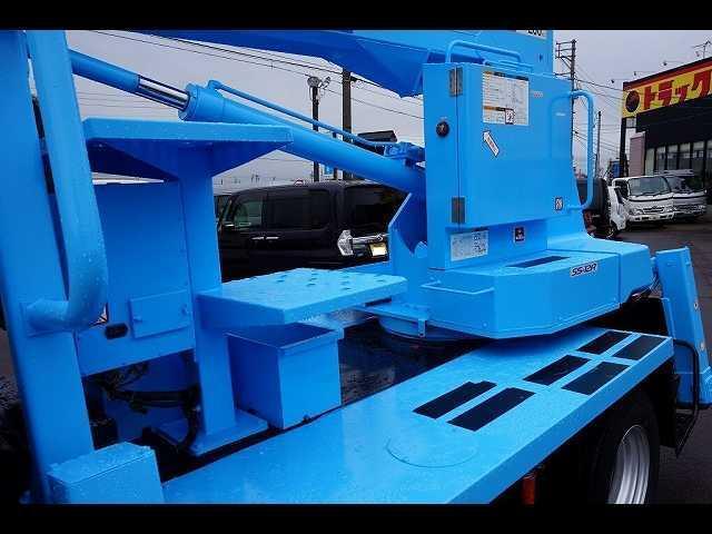 高床 標準 12M 高所作業車 アイチ製(6枚目)