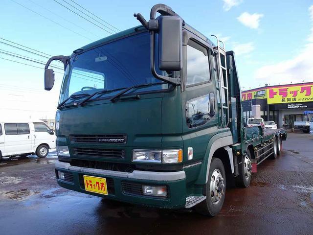 「その他」「スーパーグレート」「トラック」「新潟県」の中古車5