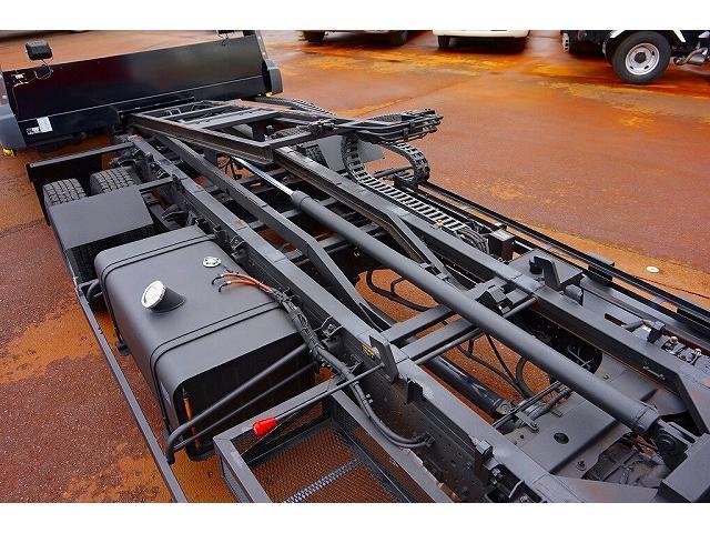 いすゞ エルフトラック 3.4t 高床 ワイド超ロング キャリアカー 車載