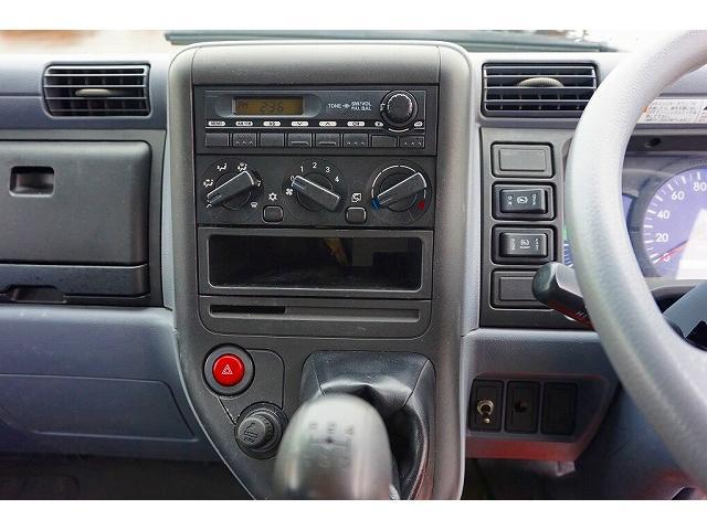 三菱ふそう キャンター 3t 4WD 高床 ワイドロング 3段クレーン付