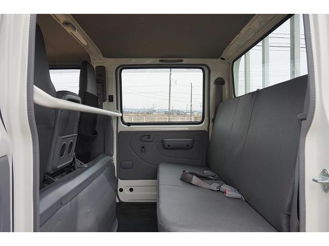 2t 4WD 高床 標準ロング Wキャブ(18枚目)