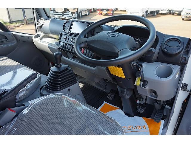 2t 高床 4WD 標準ロング Wキャブ(5枚目)