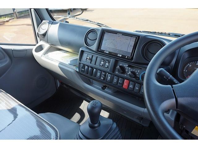 2t 高床 4WD 標準ロング Wキャブ(9枚目)
