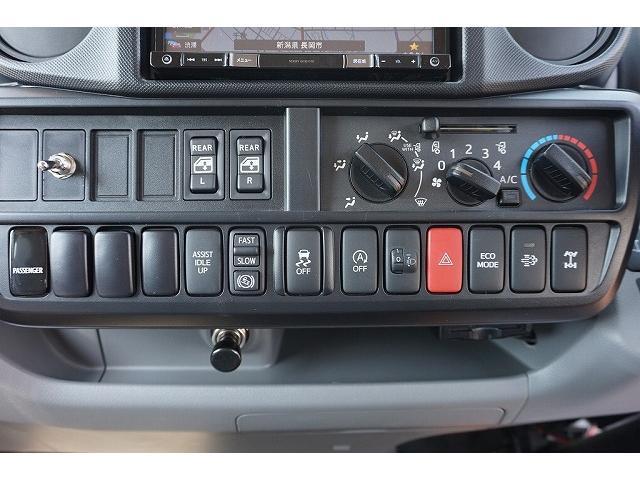 2t 高床 4WD 標準ロング Wキャブ(11枚目)