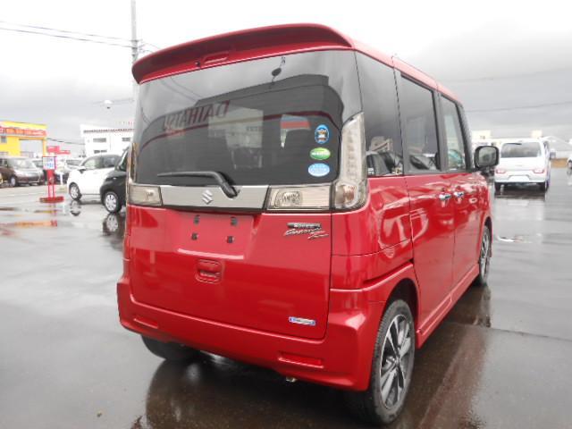 ターボ デュアルカメラブレーキサポート装着車 4WD(2枚目)