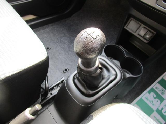 F 4WD CD シートヒーター 5速マニュアル(16枚目)
