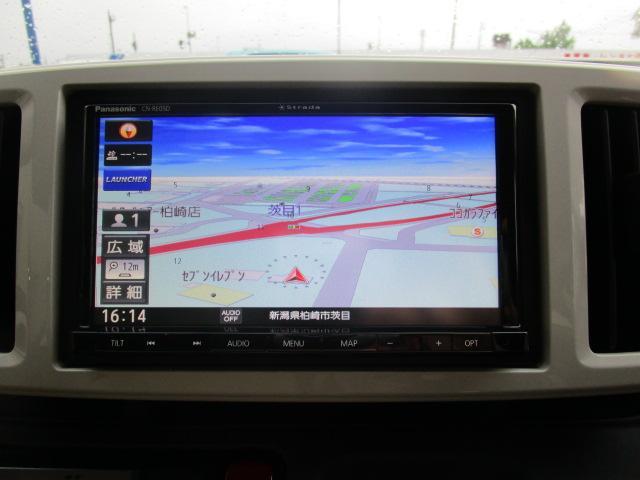 スタンダード・Lホワイトクラッシースタイル 4WD ナビTV(10枚目)
