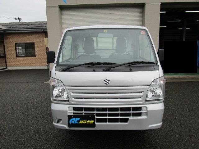 KCエアコン・パワステ 4WD エアバッグ 新車保証継承付き(4枚目)