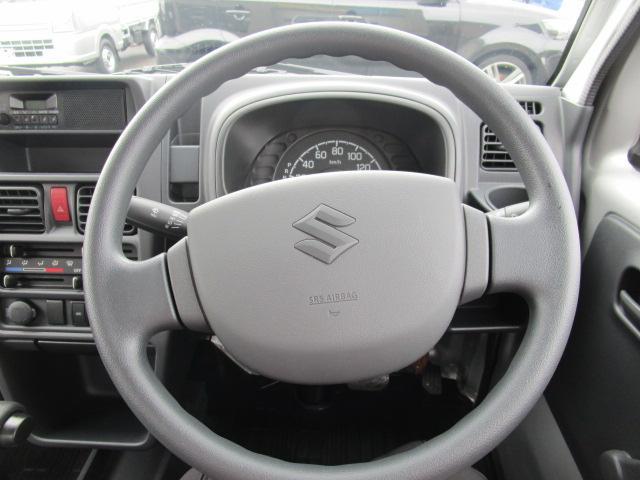 KCエアコン・パワステ 4WD エアバッグ 新車保証継承付き(7枚目)
