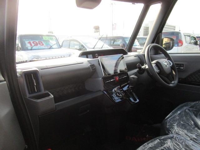 カスタムX 4WD 両側電動ドア 9インチナビ Bカメラ(2枚目)