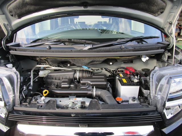 カスタムX 4WD 両側電動ドア 9インチナビ Bカメラ(29枚目)