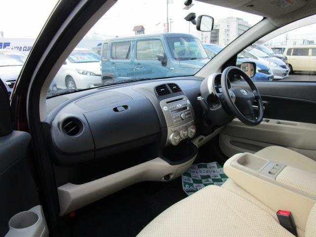 トヨタ パッソ G-Fパッケージ 4WD ワンオーナー!