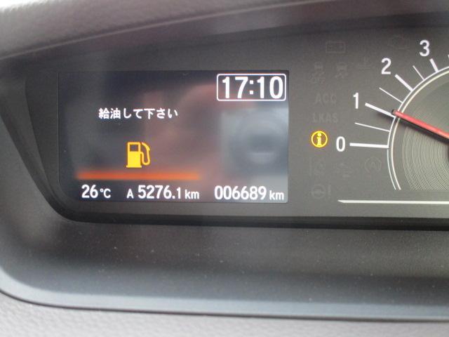 走行6,689km!