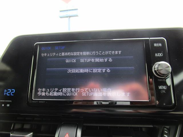 純正ナビ(RCTA-W66T)フルセグTV!