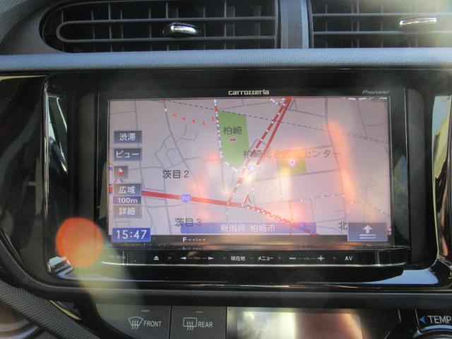 S カロッツェリアナビ フルセグTV バックカメラ ETC セーフティセンス ワンオーナー プッシュスタート スマートキー(11枚目)