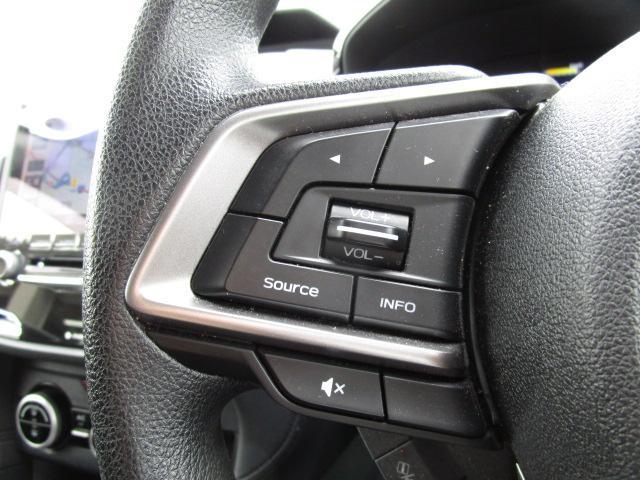 1.6i-L アイサイト 4WD 純正パナソニック8インチナビ フルセグTV バックカメラ ETC ドライブレコーダー 純正17インチアルミ フォグランプ(14枚目)