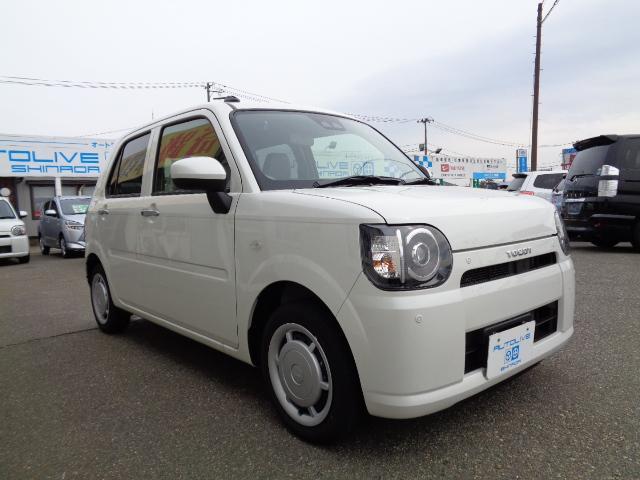 4WD X SAIII 届出済未使用車(3枚目)