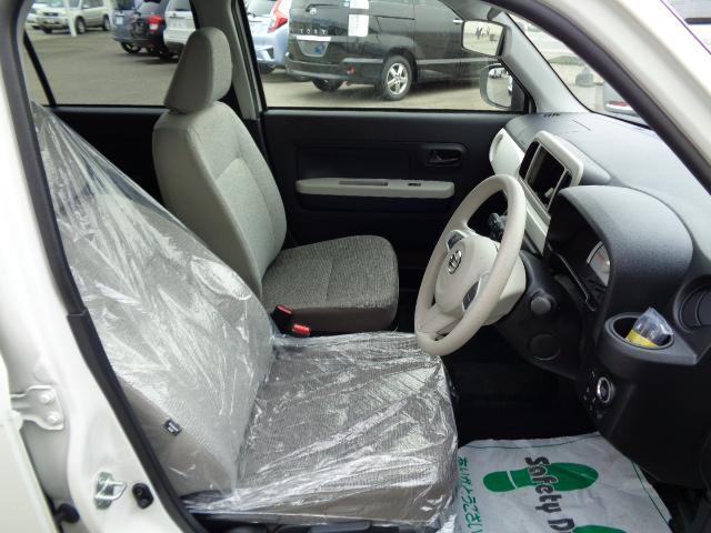 4WD X SAIII 届出済未使用車(8枚目)