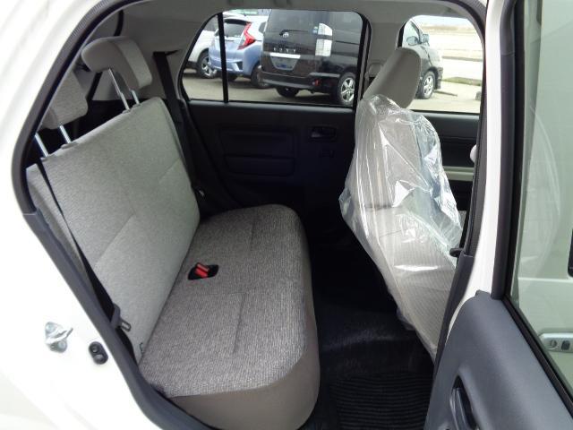 4WD X SAIII 届出済未使用車(9枚目)