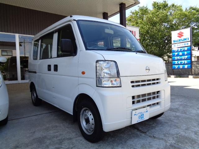 「日産」「NV100クリッパーバン」「軽自動車」「新潟県」の中古車3