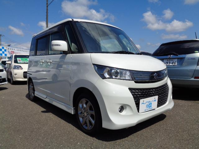 「スズキ」「パレットSW」「コンパクトカー」「新潟県」の中古車3
